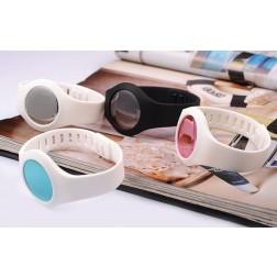 Bluetooth 4.0 Waterproof Wristwatch Smart Bracelet Step Counter & Calorie Meter