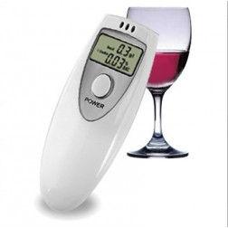 Portable Personal LCD Breathalyzer And Alcohol Level Tester