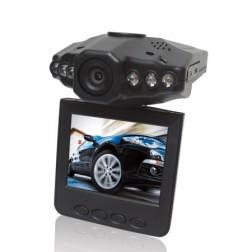 F198A HD Car DVR H.264 120 degree 6 IR Night Version with HDMI