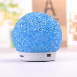 Crystal Wireless Bluetooth Speaker/Mini-Woofer