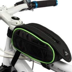 Stylish Anti-skidding Zipper Closure Cycling Bags