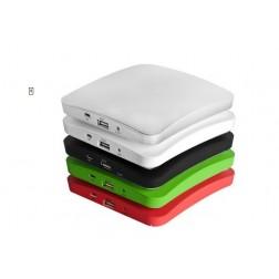 Energy Saving Dual Mode Portable Solar Powered Mobile & Tablet Charger