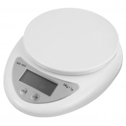 Metric/Imperial LCD Digital Kitchen Scale 5000g X 1g