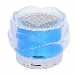 Crystal Rose Mini Portable Bluetooth Speaker