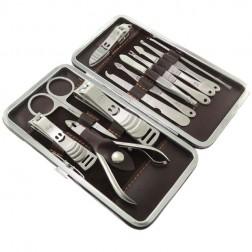 Professional Pedicure Manicure 12 Piece Tool Set