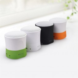 Mini Ultra-Portable Wireless Bluetooth 3.0 Speaker With Microphone
