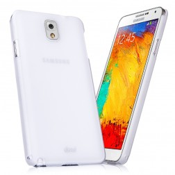 Stylish Frosted Protective Plastic Back Case for Samsung Galaxy Note 3