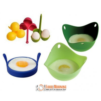 Wake Up to a Great Morning with a Better Breakfast with the Ultimate Egg Cooking Set