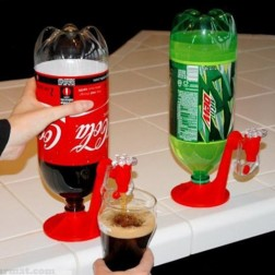 Soft Drink Dispenser Plus Fizz Saver