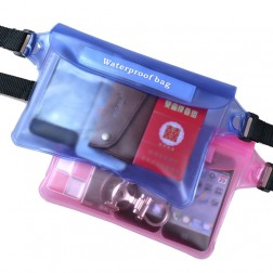 Large Waterproof Pouch Perfect For Carrying Your Personal Belongings During Water Activities