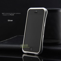 Ultra Slim Aluminum Metal Bumper Case For iPhone 5/5s
