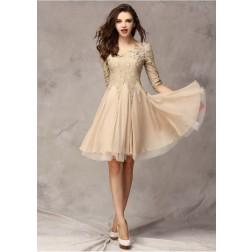 Chiffon Slim Women's Dress
