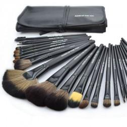 Fashion Persian Hair Women Cosmetics Makeup Brushes Set 24 Pcs