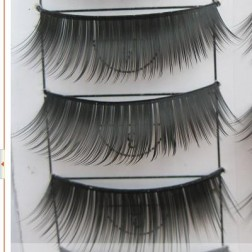 Handmade Fibre Thick Long False Eyelashes