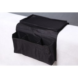 Folding Arm Rest Organizer For Sofas, Couches & Chairs