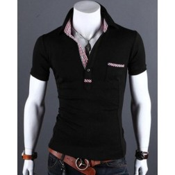 Slim Fit Men's Polo Shirt