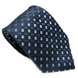 Fashion Printed Pattern Silk Wool Polyester Men's Tie
