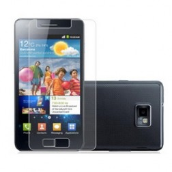Clear Anti-scratch LCD Screen Protector Guard for Samsung Galaxy S II S2 I9100