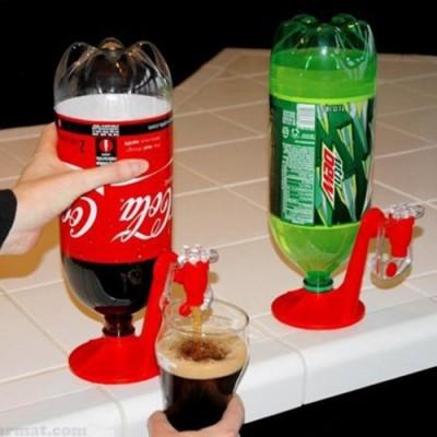 Soft Drink Dispenser Plus Fizz Saver