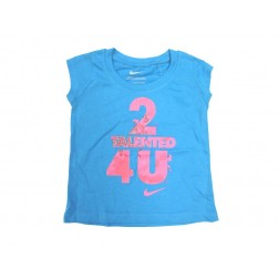 Nike 2 Talented 4 U Baby T-Shirt For 6-9m