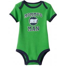 Carter's Mommy's New Man Baby Bodysuit