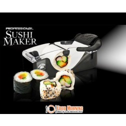 No more heading to your local Japanese when you next get a sushi craving - stay indoors and make it yourself with this Professional Sushi Maker for Only $19!