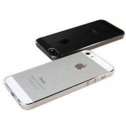 New Ultra-Thin Apple iPhone 5/5s Silicone Case Fully Transparent
