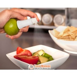 Get a Citrus Juice Sprayer for only $15 including Nation-Wide delivery and you'll never need to squeeze again.
