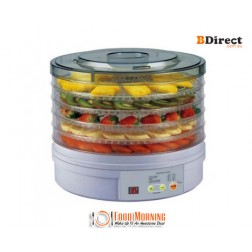 Food Dehydrator Healthy Food Dryer with 5 drying racks for Fruits, Veggies & Meats