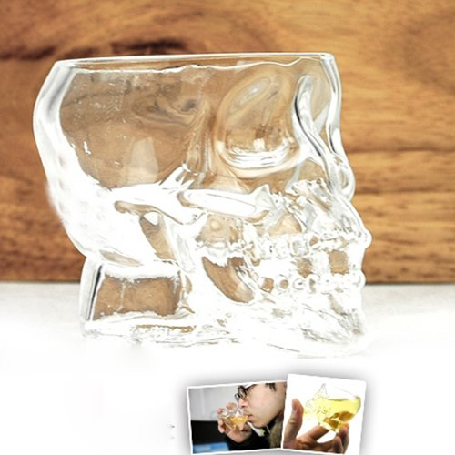 Skull mug photo