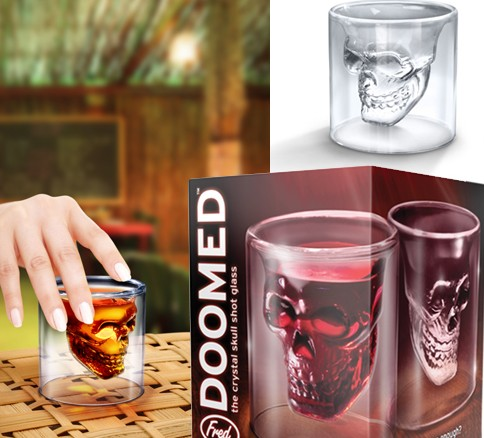 Pirate Skull Cup Product Photo