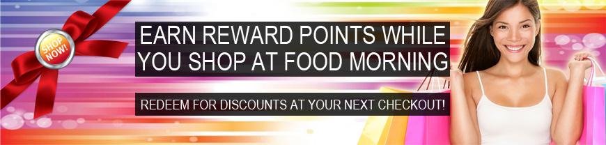 Food Morning Rewards